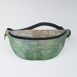 forest morning dream Fanny Pack