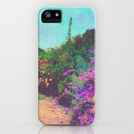 I Will Be With You. I Will Never Leave You. iPhone Case