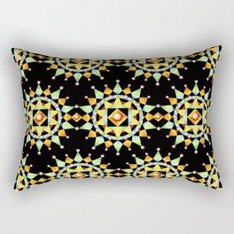 Bijoux Mandala Sunburst Rectangular Pillow