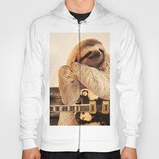 Rockstar Sloth Hoody