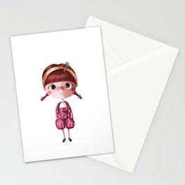 I de Tina Stationery Cards
