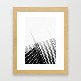 Milwaukee Art Museum Framed Art Print