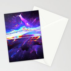 Kýros (Abstract 08) Stationery Cards
