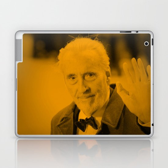 Christopher Lee Laptop & iPad Skin