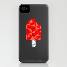 TRIsicle (Red) Slim Case iPhone (4, 4s)