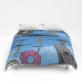 Sweet Payload! Comforters