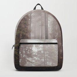 A fogilicious morning Backpack