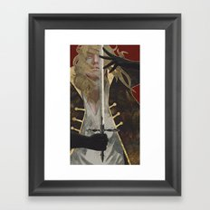 Alucard Framed Art Print