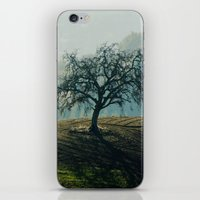 serenity iPhone & iPod Skins featuring Serenity by Monica Ortel ❖