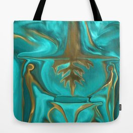 The Midas Touch by Sherri Of Palm Springs Tote Bag
