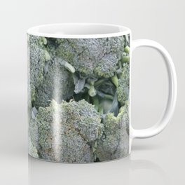 broccoli Flower in basket #food #society6 Coffee Mug