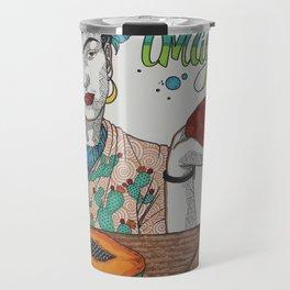 Frida & Papaya Travel Mug