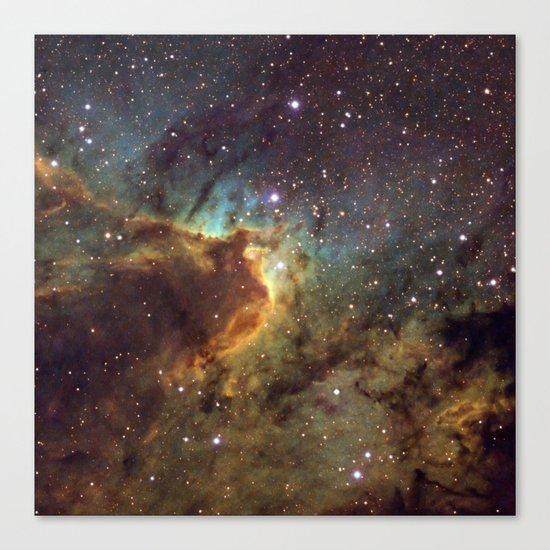 Cave Nebula SH2-155 Canvas Print