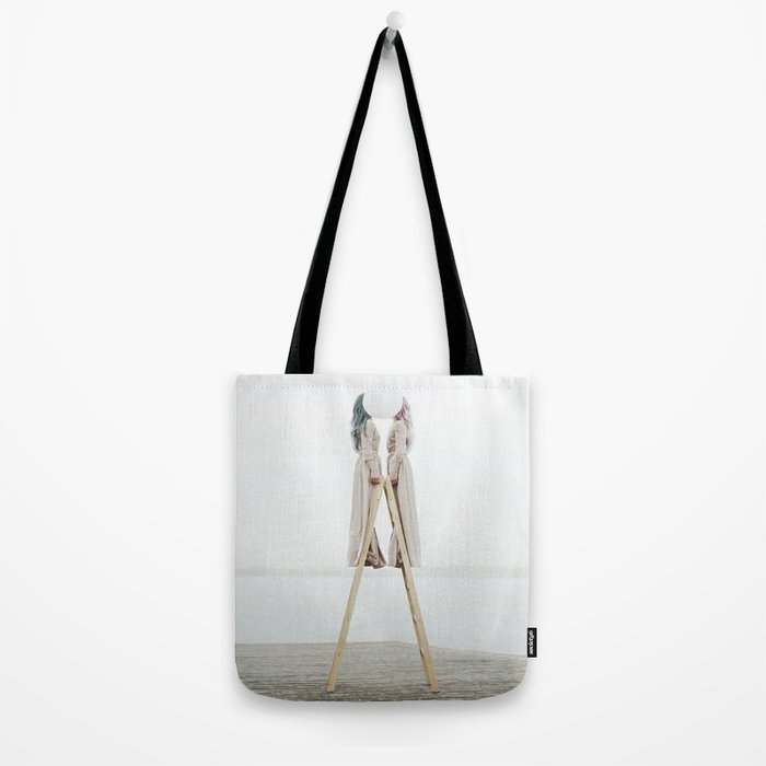 Same side Tote Bag