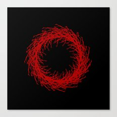 Spiral Out, Keep Going... Canvas Print