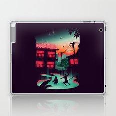 Night Swim Laptop & iPad Skin