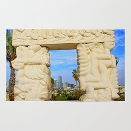 Gate of Faith Rug