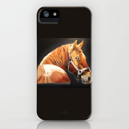Old Chestnut iPhone Case