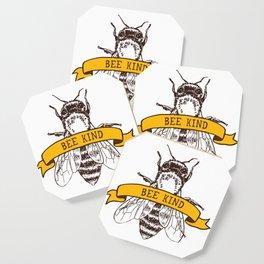 Bee Kind Coaster