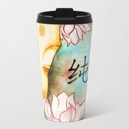 Buddah (Purity) Travel Mug