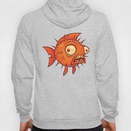 Pufferfish Hoody