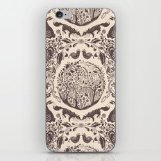 Forest Pattern iPhone & iPod Skin