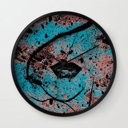 abstarct art Wall Clock