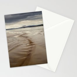 Beach and Mountains Stationery Cards