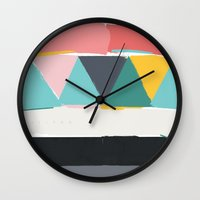 halo Wall Clocks featuring halo n19 by HaloCalo