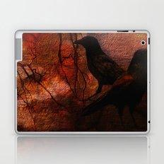 RAVENS WORLD edited Laptop & iPad Skin