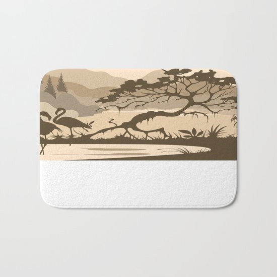 My Nature Collection No. 56 Bath Mat
