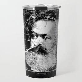 The Time of Marx Dark Travel Mug