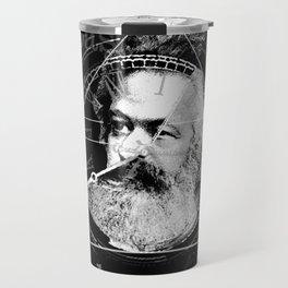 The Time of Marx Dark Travel Mug