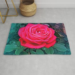 The Rose Rug