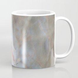 Hanging On (Northern Cardinal) Coffee Mug