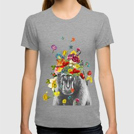 Gorilla in the Garden T-shirt