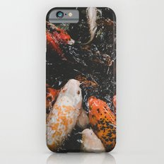 Koi Pond Slim Case iPhone 6s