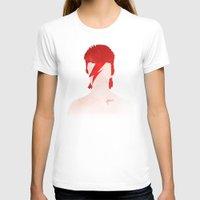 aladdin T-shirts featuring Aladdin Sane by Vito Spatafora