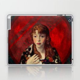 Red and Fair Laptop & iPad Skin