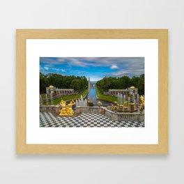 Peterhof Framed Art Print