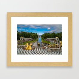 Peterhof Framed Art Print