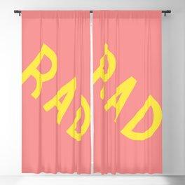 Rad Blackout Curtain