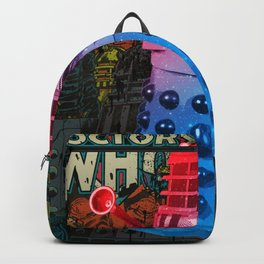 Exterminate! Backpack