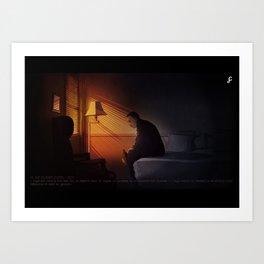 Parasomnia 03 Art Print