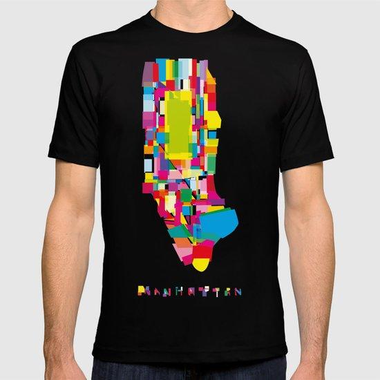 Manhattan Fragments T-shirt