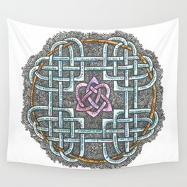 Love Is... Wall Tapestry