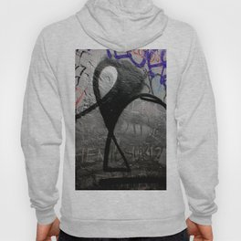 The Writing (And Printing) On The Wall Hoody