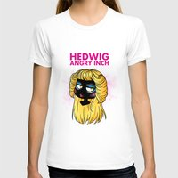 hedwig T-shirts featuring Hedwig and the Angry Inch by Sunshunes