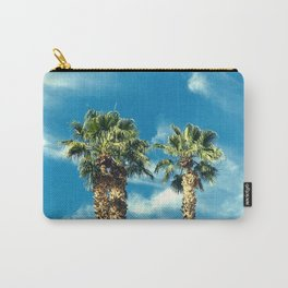 Palm Trees Floating Upward to the Heavens Carry-All Pouch