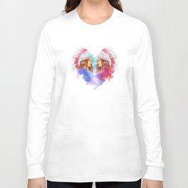 Melody the Chief Long Sleeve T-shirt